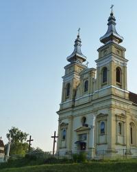 Греко-католицька церква Різдва Богородиці (1863 р.) в с. Криниця