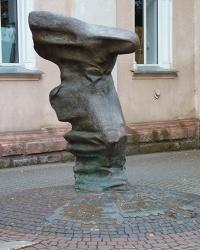 Пам'ятний знак страченим українським патріотам в м. Івано-Франківськ