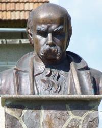 Пам'ятник Т.Г.Шевченку в с. Дзвиняч