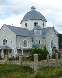 Греко-каталицька церква св. Іоанна Хрестителя в с. Маркова