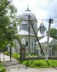 Церква Різдва Пресвятої Богородиці (УПЦ КП) в с. Молодків