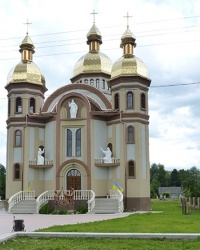 Храм Преображення Господнього в с. Гвізд