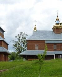 Церква Святого Миколая (1812 рік) в с. Гвізд