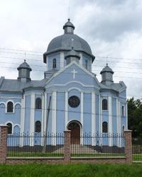 Церква Воскресіння Господнього в с. Лоєва