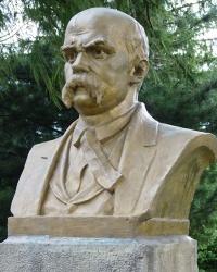 Пам'ятник Т.Г.Шевченко в м. Яремча