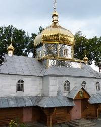 Церква Св. Миколи (1908 р.) в с. Стримба
