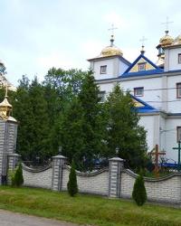 Церква Святого Архистратига Михаїла (1848 р.) в с. Росільна