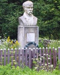 Пам'ятник Т.Г.Шевченко в с. Росільна