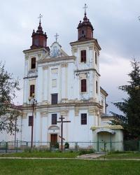 Домініканський костел (1742 р.) в смт. Богородчани