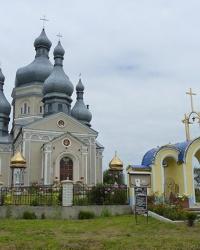 Церква Введення в Храм Пресвятої Богородиці в с. Боднарів