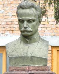 Пам'ятник Івану Франку в Калуші