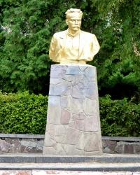 Пам'ятник Івану Франку (2) в Калуші