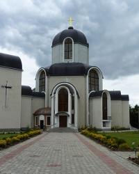 Греко-Католицька церква Св. Вознесіння Господнього в смт. Брошнів-Осада