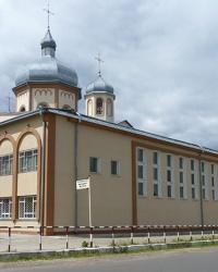Церква Серця Ісуса та Серця Марії в м. Долина