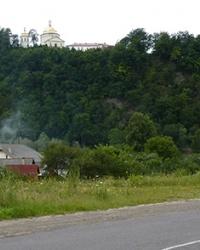 Гошівський монастир в с. Гошів