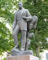 Пам'ятник Івану Франку в м.Болехів