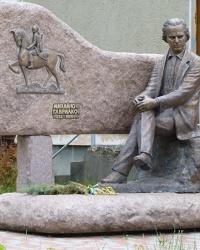 Пам'ятник Михайлові Гаврилку у Болехові