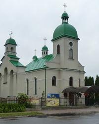 Церква Різдва святого Івана Хрестителя в м. Винники