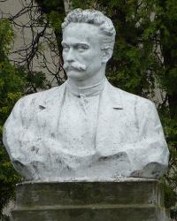 Пам'ятник Іванові Франку в м. Винники