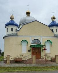 Церква Введення в Храм Пресвятої Богородиці в с. Підгайчики