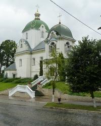 Греко-католицька церква Новомучеників українського народу (костел св. Анни) в м. Зборів