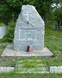 Пам'ятний знак Голодомору (1932-33 років) у с. Оксанино