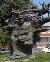 Памятник Слову о полку Игоревом. Переяслав-Хмельницкий