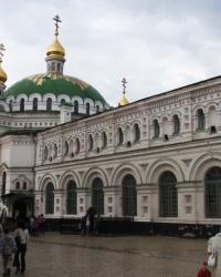 Могила Столыпина П.А в Киево-Печерской Лавре