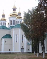 Церква Святих Петра і Павла в м. Бровари
