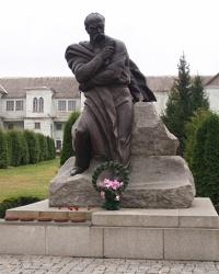 Пам'ятник Тарасові Шевченку в м. Корсунь-Шевченківський