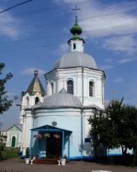 Свято-Успенская церковь в с. Китайгород