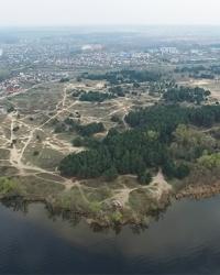 Городище Пересечень. Главный город славянского племени уличей
