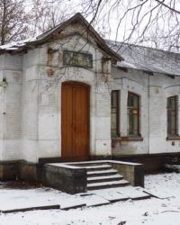 Здание ЦРБ (постройка 1905 года) в пгт.Петрово
