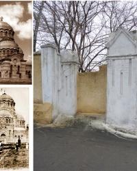 Казанская церковь (Вознесенская). Намоленные места в Екатеринославе