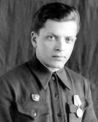 Мемориальная доска ведущему конструктору танка Т-34 К.Ф. Абросимову