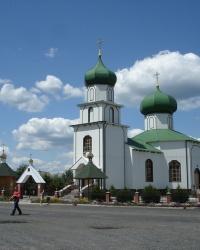 Свято - Преображенский храм в пгт. Печенеги