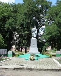 Братская могила Советских воинов в пгт. Печенеги