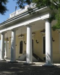 Резиденция Светлейшего князя Воронцова в Одессе