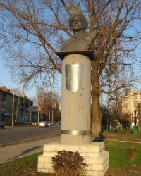 Памятник Б.Хмельницкому в г.Харькове