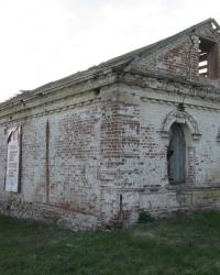 Миколаївський храм селища Буди