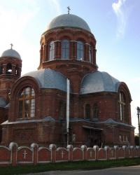 Храм Георгия Победоносца (Юрьевская церковь)
