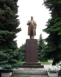Памятник Ленину в г. Первомайский