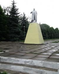 Памятник Ленину в с. Юрьевка