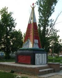 Братская могила в с.Андреевка (Балаклейский р-н)