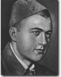 Харьковский поэт Михаил Кульчицкий
