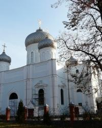Храм Усекновения главы Иоанна Предтечи в г. Харьков