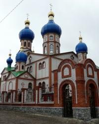 Храм в честь иконы казанской Божьей матери в г. Первомайский