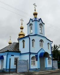Свято-Покровский храм в пос. Панютино