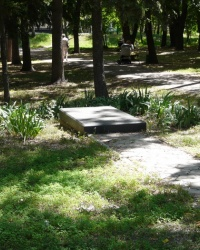 Памятный знак борцам за власть Советов в Чугуеве