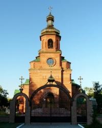 Храм Жен - Мироносиц в Волчанске